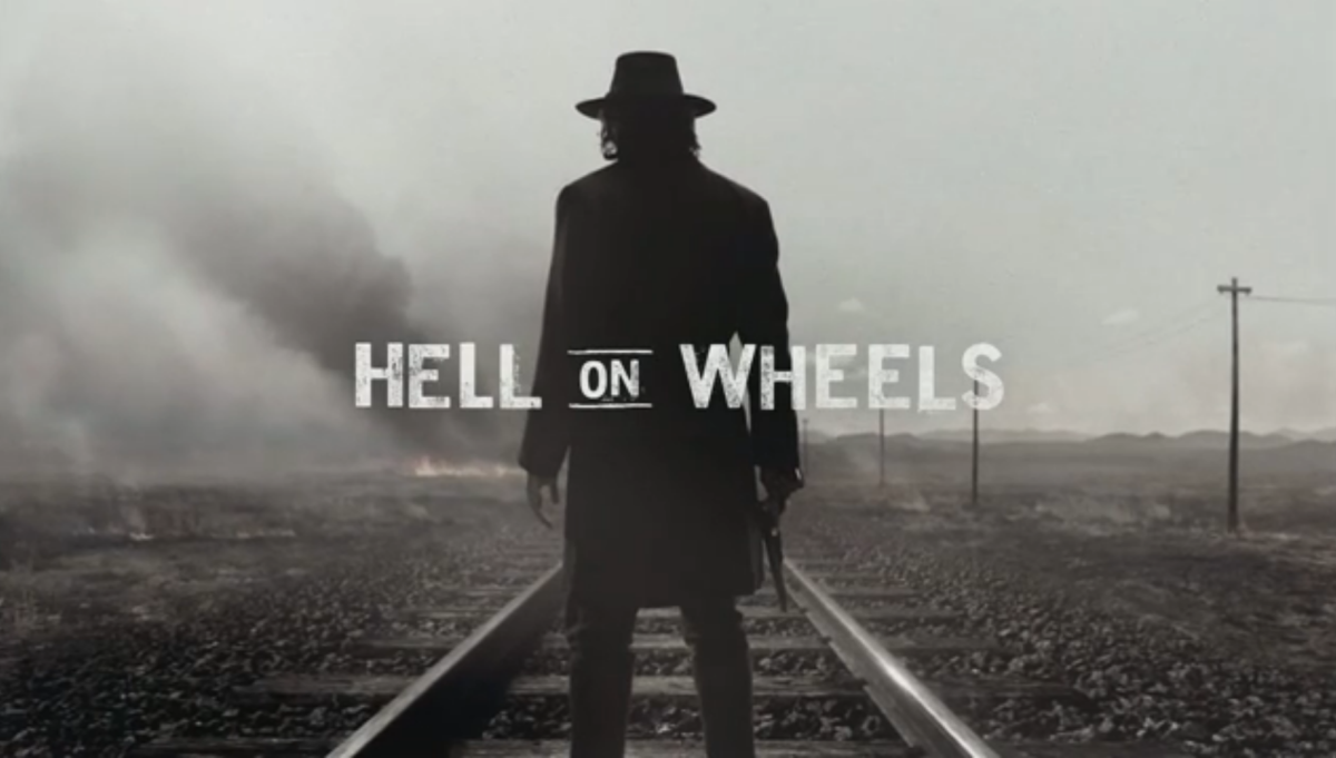 Hell on Wheels - The Best New Show on AMC