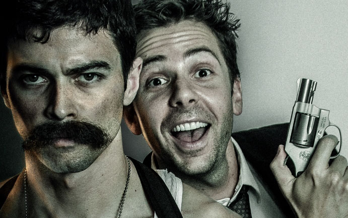 Hard Crime, starring Matt Cohen, Gabriel Tigerman, & Richard Speight, Jr.
