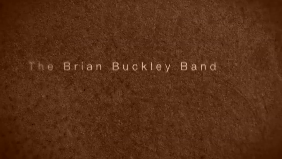 "Brian Buckley Band: ""I Am Human"" Video with Jared & Genevieve Padalecki"