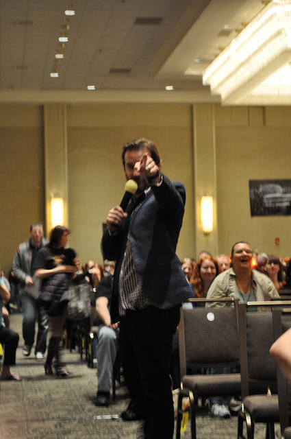 Supernatural ChiCon 2012 - Richard Speight, Jr. & Matt Cohen