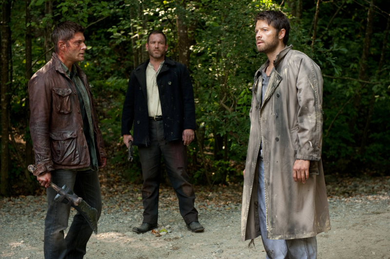 Supernatural, Season 8 - Vampires, Angels, & Loyalty