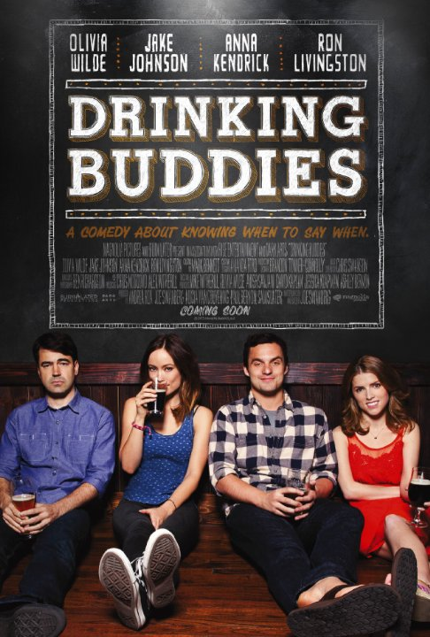 Drinking Buddies - A New Breed Of Rom-Com?
