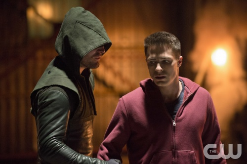 Arrow Season 2: My Thoughts So Far